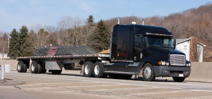 Flatbed Delivery - Trucking For Steel Pipe, Mesh, Heavy Machinery & More