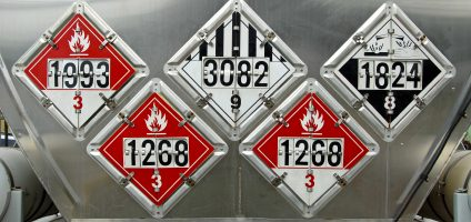 Hazmat Certified - Hazmat Trucking Materials