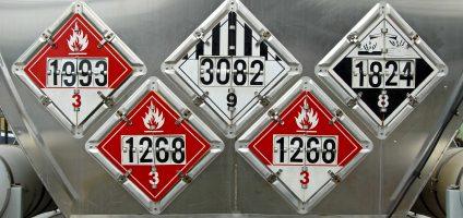 Hazmat Certified - Hazmat Trucking Materials
